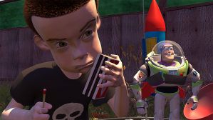 Sid and Buzz